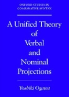 Обложка книги  - Unified Theory of Verbal and Nominal Projections