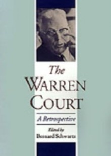Обложка книги  - Warren Court: A Retrospective