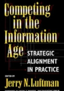 Обложка книги  - Competing in the Information Age