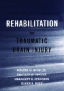 Обложка книги  - Rehabilitation for Traumatic Brain Injury