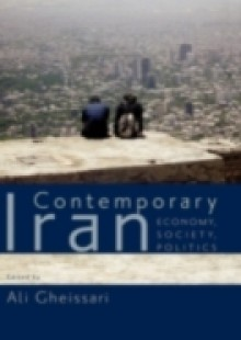 Обложка книги  - Contemporary Iran: Economy, Society, Politics