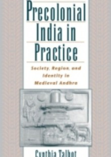 Обложка книги  - Precolonial India in Practice: Society, Region, and Identity in Medieval Andhra