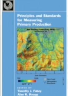 Обложка книги  - Principles and Standards for Measuring Primary Production