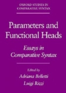 Обложка книги  - Parameters and Functional Heads: Essays in Comparative Syntax