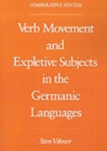 Обложка книги  - Verb Movement and Expletive Subjects in the Germanic Languages