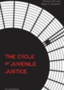 Обложка книги  - Cycle of Juvenile Justice