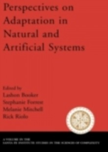 Обложка книги  - Perspectives on Adaptation in Natural and Artificial Systems