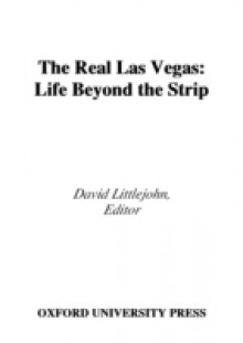 Обложка книги  - Real Las Vegas: Life Beyond the Strip