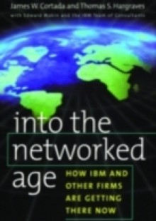 Обложка книги  - Into the Networked Age: How IBM and Other Firms are Getting There Now