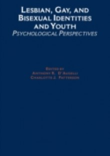 Обложка книги  - Lesbian, Gay, and Bisexual Identities and Youth: Psychological Perspectives