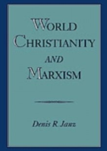 Обложка книги  - World Christianity and Marxism