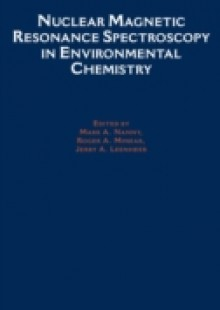 Обложка книги  - Nuclear Magnetic Resonance Spectroscopy in Environmental Chemistry