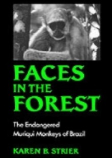 Обложка книги  - Faces in the Forest: The Endangered Muriqui Monkeys of Brazil