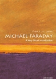 Обложка книги  - Michael Faraday: A Very Short Introduction
