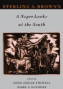 Обложка книги  - Sterling A. Browns A Negro Looks at the South