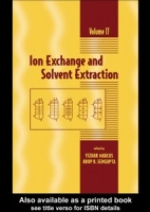 Обложка книги  - Ion Exchange and Solvent Extraction