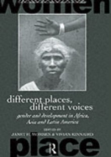 Обложка книги  - Different Places, Different Voices