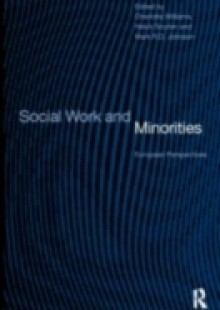 Обложка книги  - Social Work and Minorities