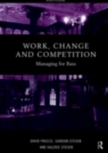 Обложка книги  - Work, Change and Competition