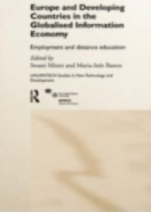 Обложка книги  - Europe and Developing Countries in the Globalized Information Economy