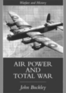 Обложка книги  - Air Power in the Age of Total War