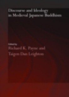 Обложка книги  - Discourse and Ideology in Medieval Japanese Buddhism