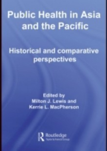 Обложка книги  - Public Health in Asia and the Pacific