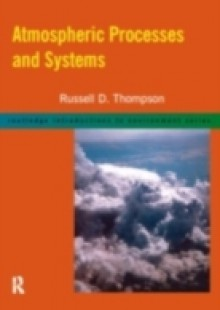 Обложка книги  - Atmospheric Processes and Systems