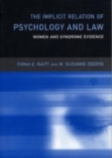 Обложка книги  - Implicit Relation of Psychology and Law