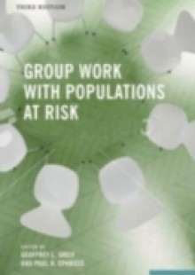 Обложка книги  - Group Work With Populations at Risk