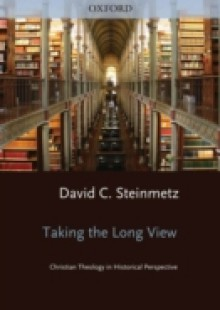 Обложка книги  - Taking the Long View: Christian Theology in Historical Perspective