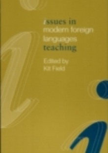 Обложка книги  - Issues in Modern Foreign Languages Teaching