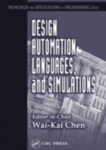 Обложка книги  - Design Automation, Languages, and Simulations