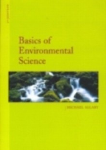 Обложка книги  - Basics of Environmental Science