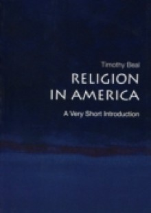 Обложка книги  - Religion in America: A Very Short Introduction