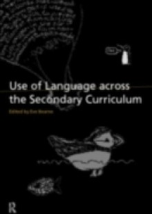 Обложка книги  - Use of Language Across the Secondary Curriculum