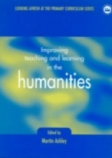 Обложка книги  - Improving Teaching and Learning in the Humanities