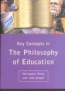 Обложка книги  - Philosophy of Education: The Key Concepts