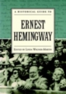 Обложка книги  - Historical Guide to Ernest Hemingway