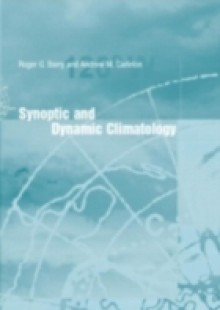 Обложка книги  - Synoptic and Dynamic Climatology