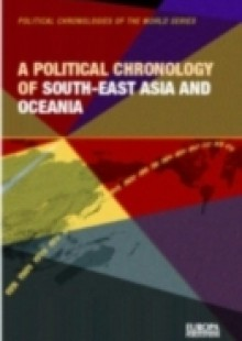 Обложка книги  - Political Chronology of South-East Asia and Oceania