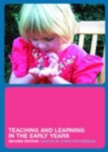 Обложка книги  - Teaching and Learning in the Early Years