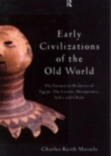 Обложка книги  - Early Civilizations of the Old World