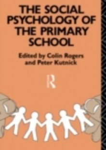 Обложка книги  - Social Psychology of the Primary School