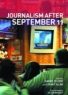 Обложка книги  - Journalism After September 11