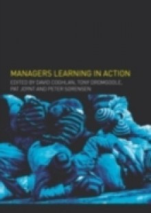 Обложка книги  - Managers Learning in Action