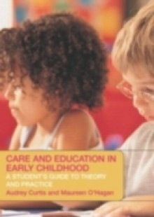 Обложка книги  - Care and Education in Early Childhood