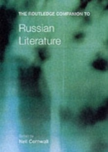 Обложка книги  - Routledge Companion to Russian Literature