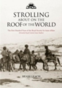 Обложка книги  - Strolling About on the Roof of the World