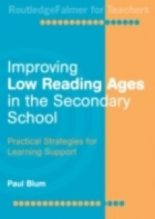 Обложка книги  - Improving Low-Reading Ages in the Secondary School